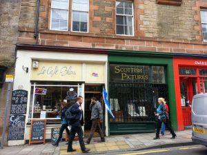 Comercios de Edimburgo