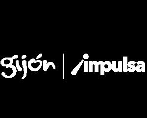 Logo en png de Gijón Impulsa