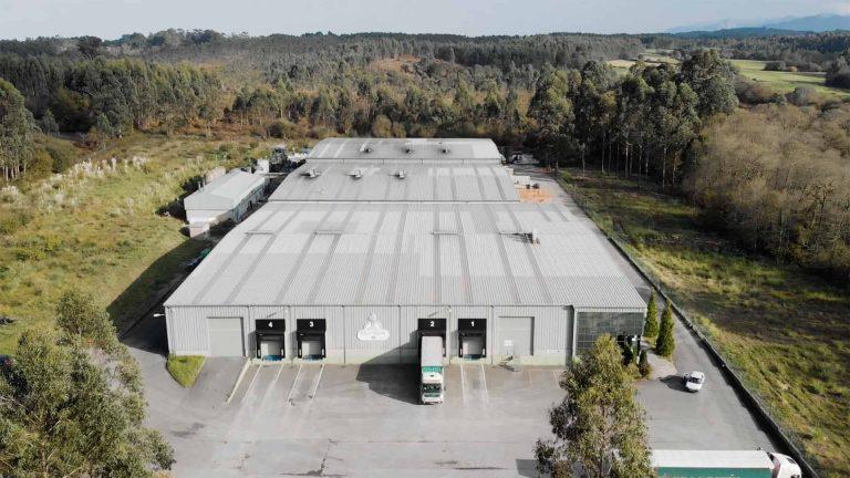 Imagen del video corporativo de la fabrica mayador