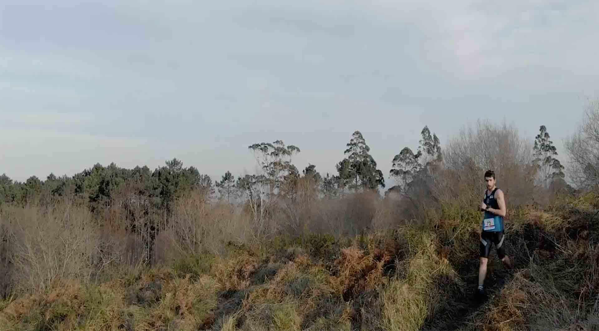 Imagen del video resumen de la carrera trail gijon