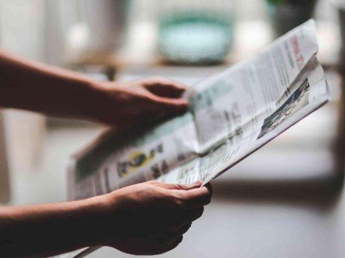 Servicio de envío de notas de prensa