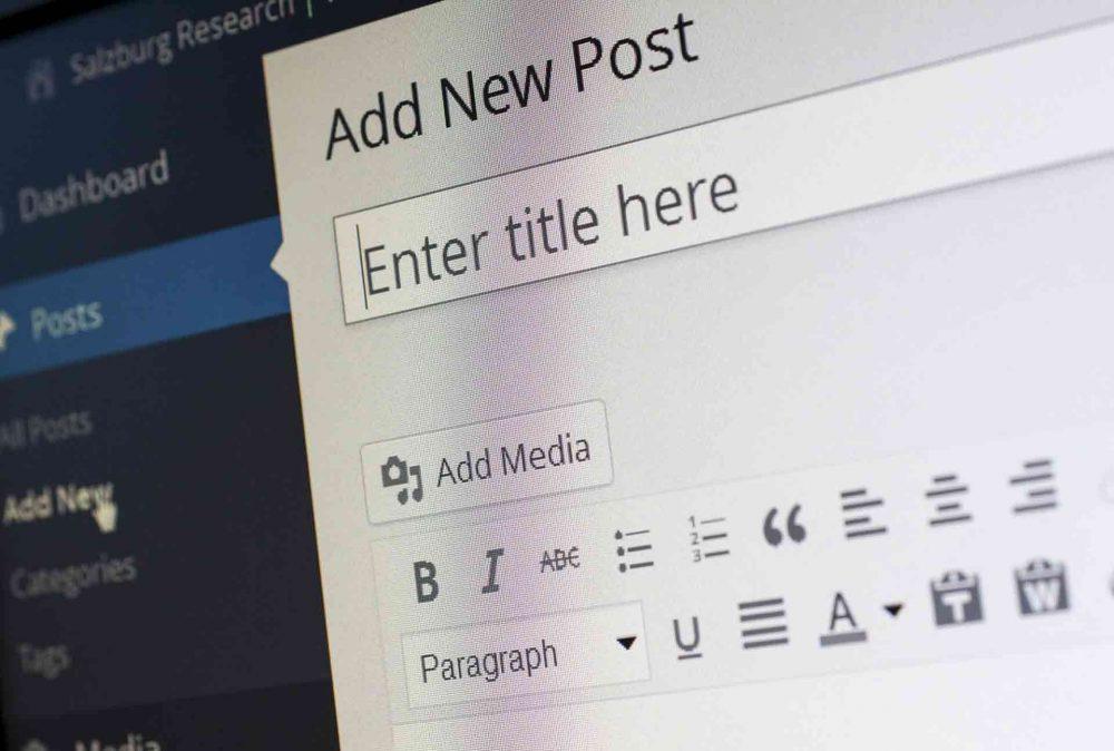 Redacción de artículo SEO para blog de 500 palabras