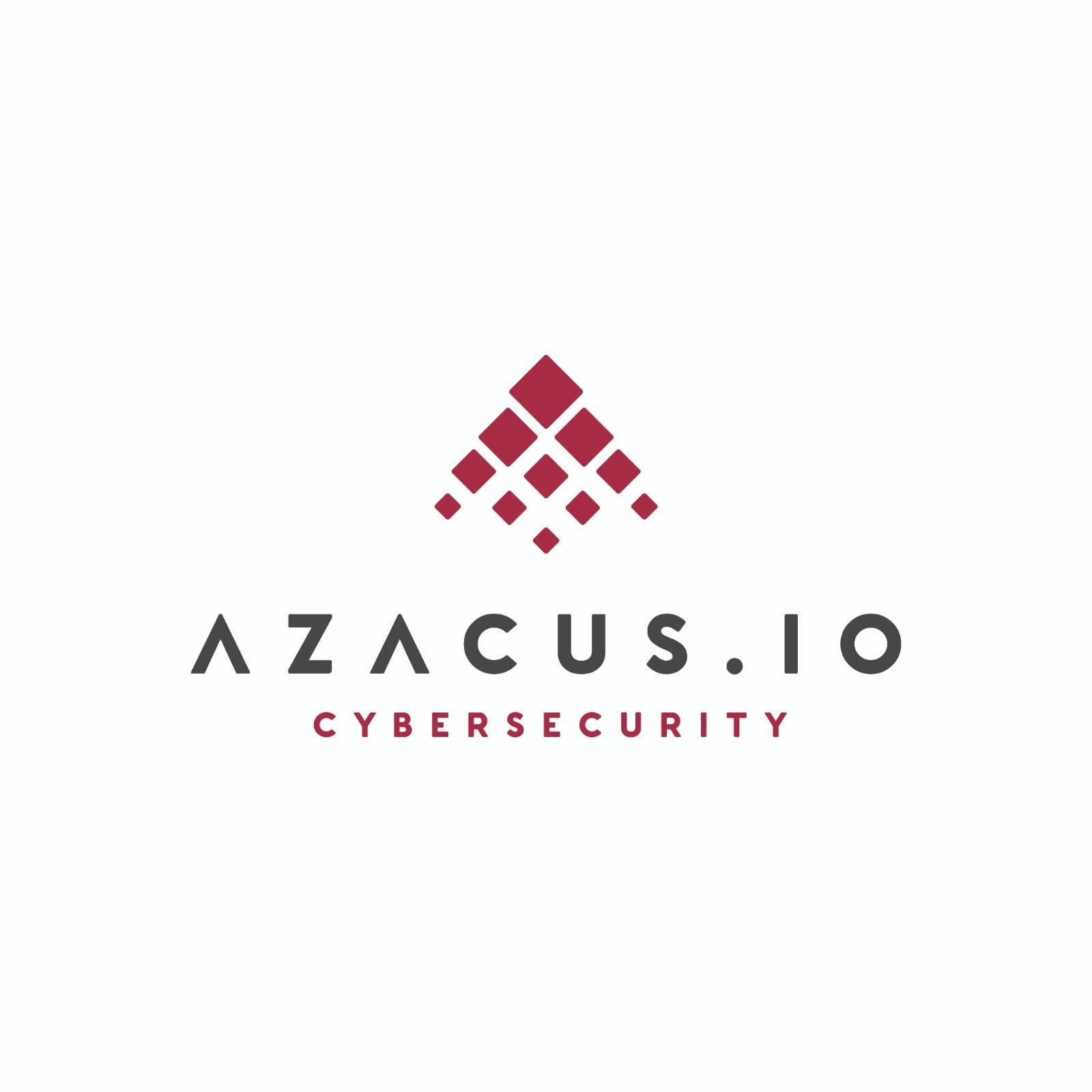 Logo de Azacus.io, ciberseguridad