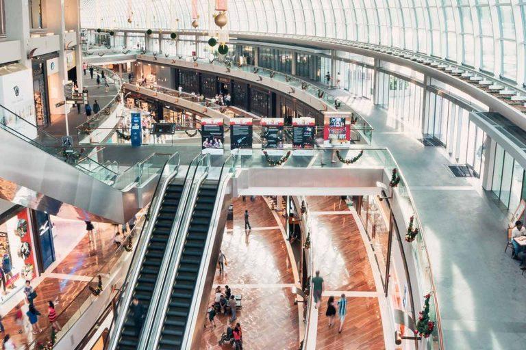 Ejemplo de acciones de marketing en centros comerciales