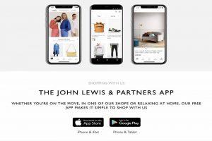 App de centro comercial