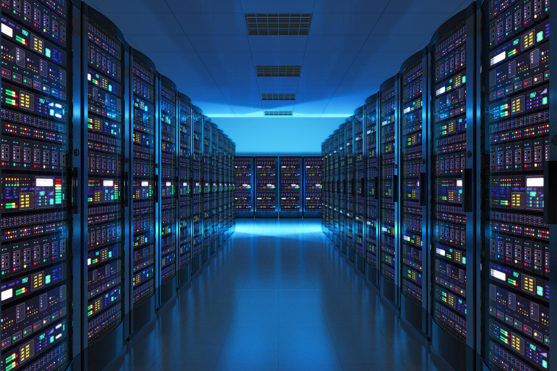 Imagen de un hosting adecuado
