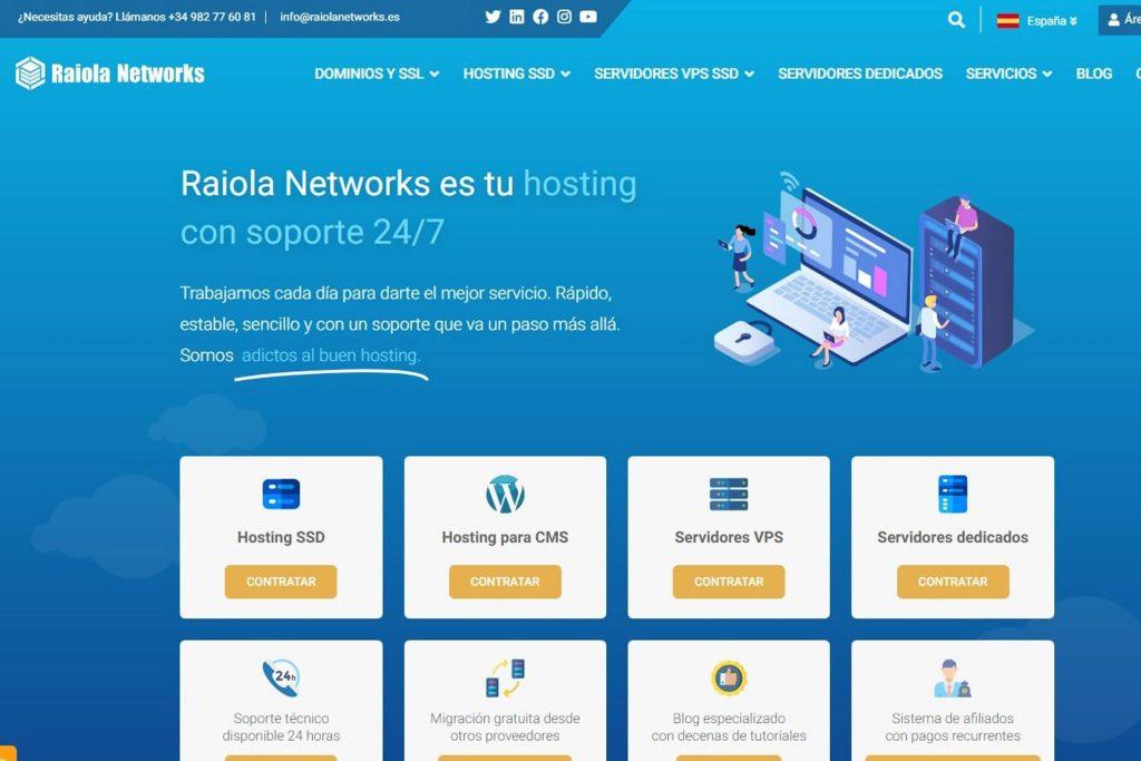 Descuento Raiola Networks